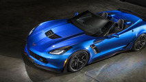 2015 Corvette Z06 Convertible officially unveiled, will debut in New York