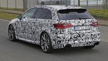 2015 Audi RS3 Sportback spy photo