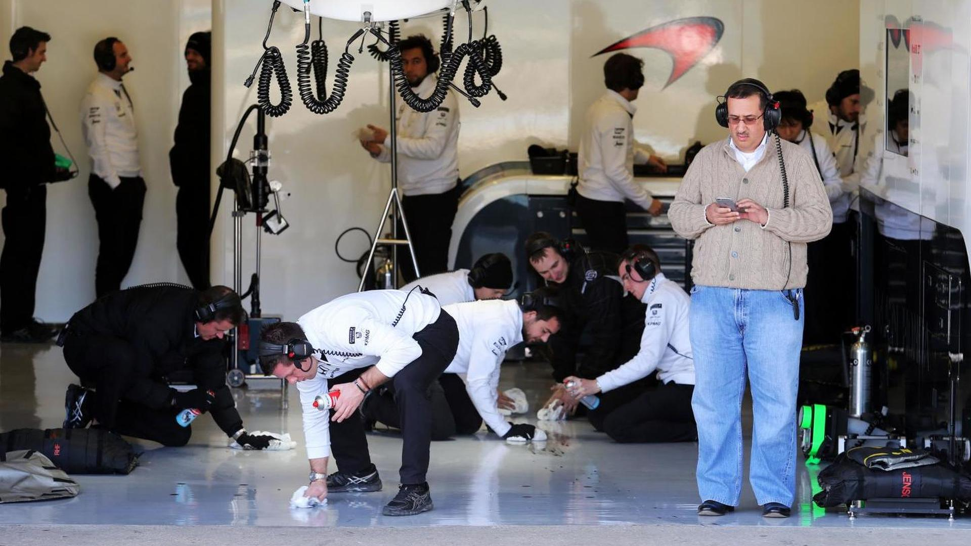 McLaren-Honda working on cultural barriers - report