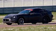 New Ferrari Dino spied at Fiorino test track
