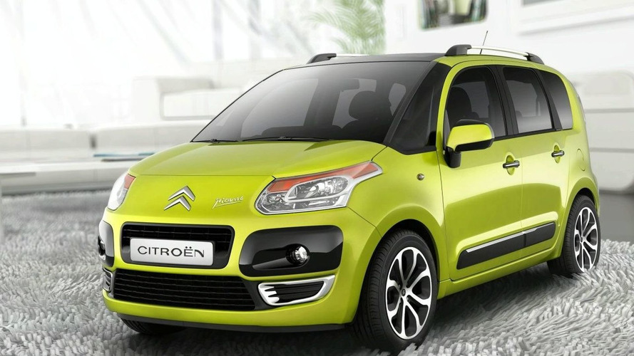 OFFICIAL: Citroën Introduces The New C3 Picasso MPV
