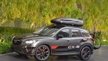 Mazda CX-5 Dempsey 30.10.2012