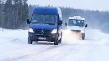 2013 Mercedes Sprinter revealed with minor updates