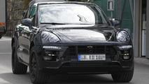 Porsche Macan spied almost undisguised [video]