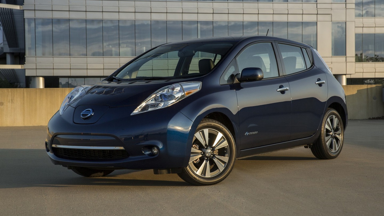 2016 Nissan Leaf (US-spec)