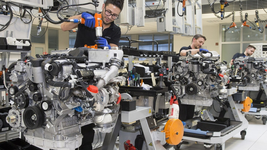 Mercedes-Benz defies downsizing by boosting V12 production to meet increasing demand
