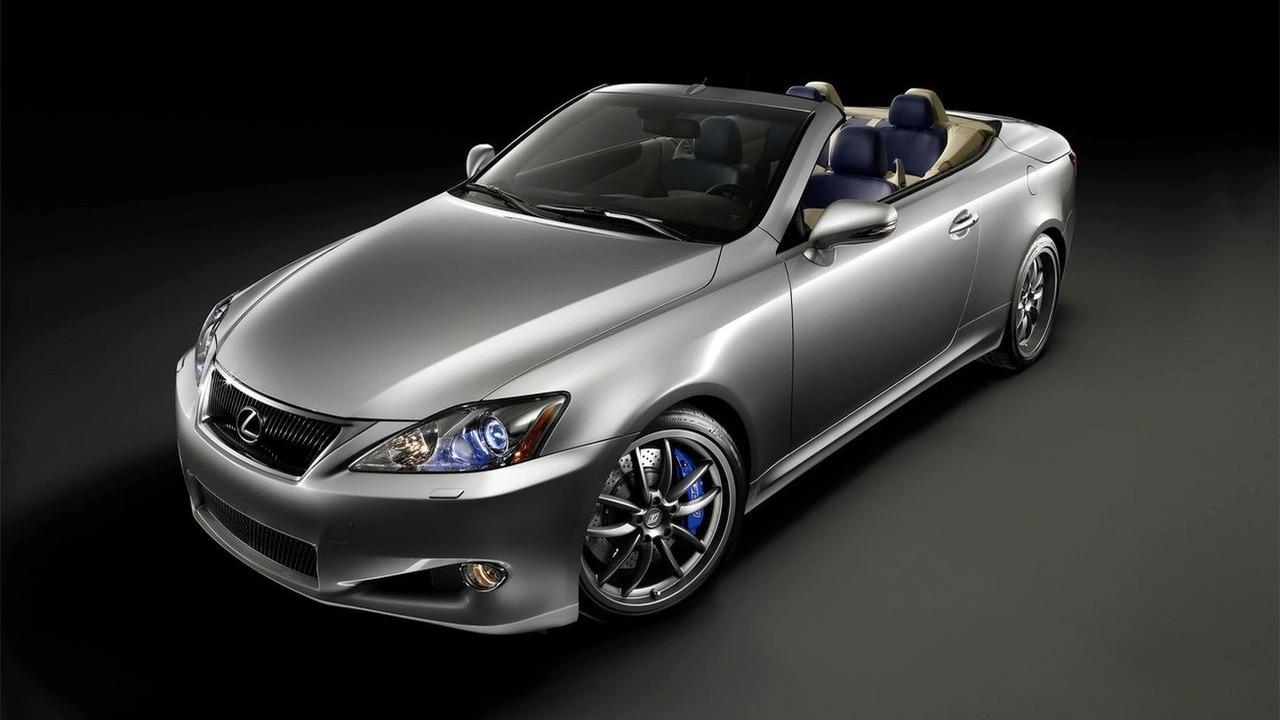 Lexus F-Sport Performance Accessories