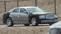 2012 Chrysler 300C SRT8 spied on the road