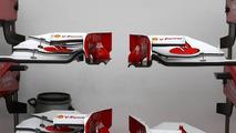 Front wings not flexing in Belgium - rivals