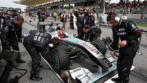 Mercedes sets June deadline for 2010 wins - report