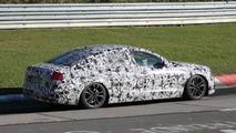 2012 Audi A6 spied Nurburgring 12.10.2010