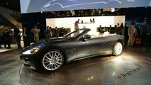 Maserati GranCabrio at 2009 Frankfurt Auto Show
