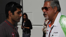 Chandhok reveals 2011 talks with Force India