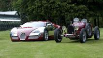 Bugatti Veyron Centenaire Edition