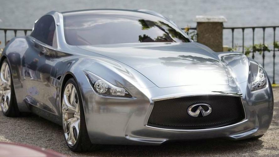 Infiniti plotting S-Class lineup rivals - report