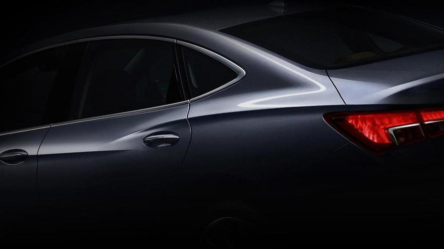 Next generation Buick Verano teased, debuts on Sunday