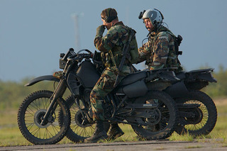 U.S. Special Forces to Employ Hybrid, Multi-Fuel Motorcycles