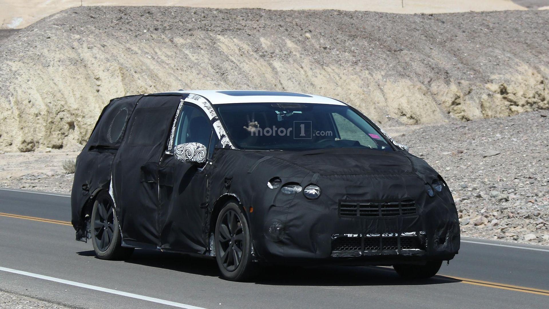 2017 Honda Odyssey Latest News 2017 Honda Odyssey Latest News Concept