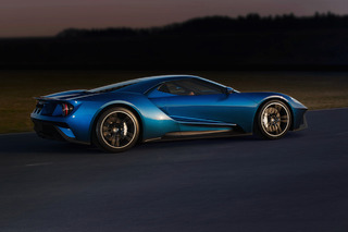 2016 Ford GT Specs Revealed Via