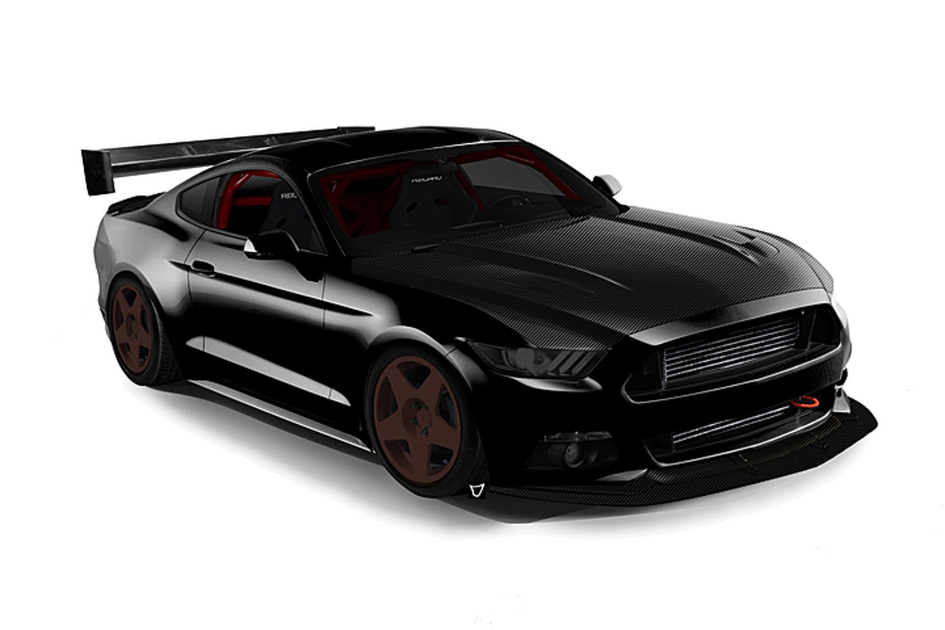 Oh Yes! Bisimoto to Unleash 900-HP Ford Mustang at SEMA