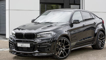 LUMMA Design shows off overly aggressive BMW X6