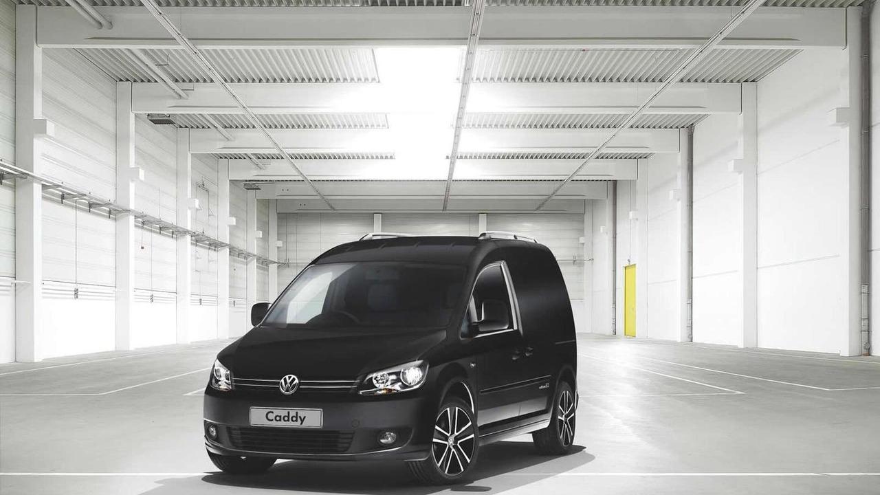 Volkswagen Caddy Black Edition