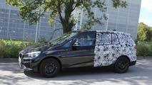 BMW 2-Series Active Tourer seven-seater spy photo