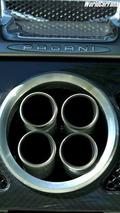 WCF Test Drive: Pagani Zonda F