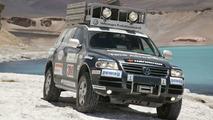 VW Touareg Sets World Altitude Record