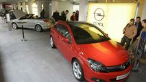 Opel Forum in Ruesselsheim