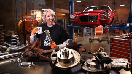 Wheeler Dealers Humble Mechanic Edd China Quits Show