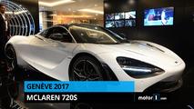VIDÉO – Les secrets de la McLaren 720S