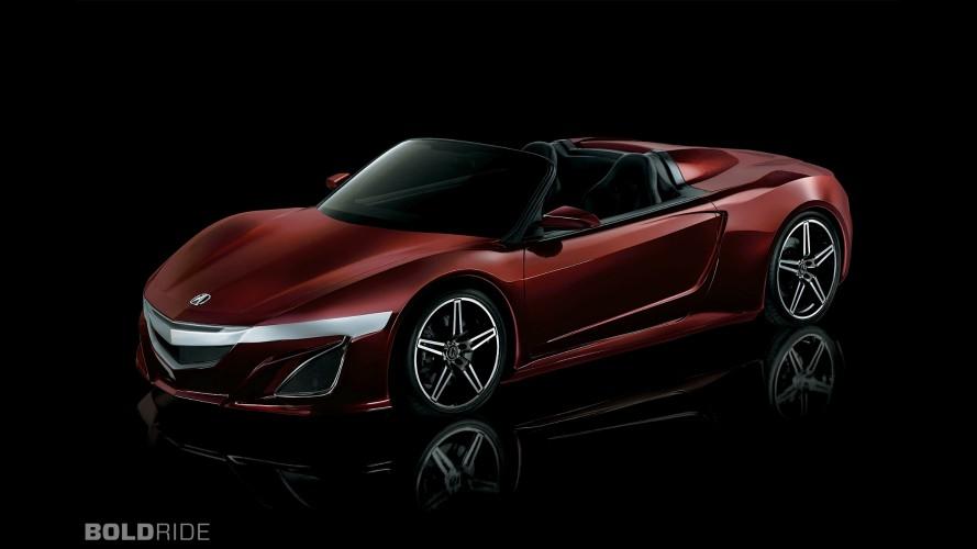 Acura Sports Car Avengers
