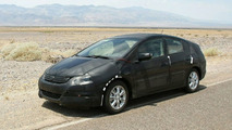 Honda Hybrid Spied in the U.S. Desert