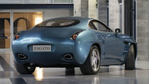 Unique Zagato Diatto Ottovu Project