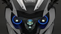 BMW K 1600 GTL motorcycle concept