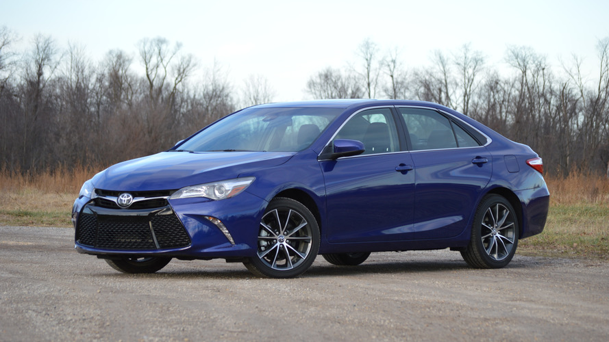 Tested: 2016 Toyota Camry XSE