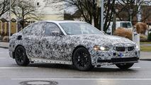 2018 BMW 3 Series prototype spy photo