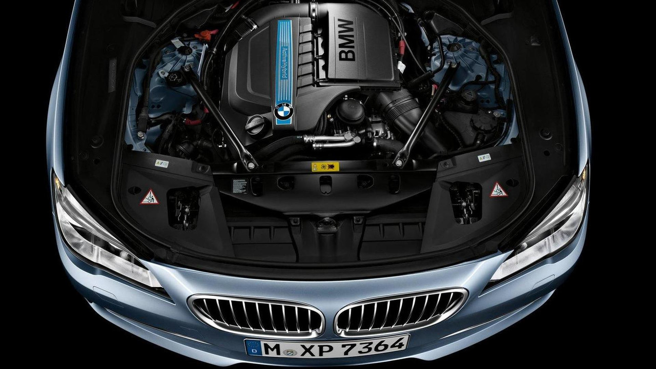 2013 BMW ActiveHybrid 7 facelift 25.04.2012
