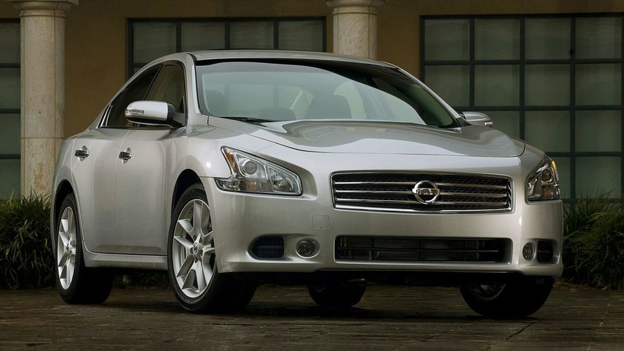2009 Nissan Maxima Leaked Ahead of New York Debut