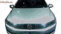 2015 Volkswagen Magotan