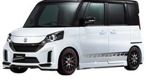 Suzuki Hustler Customize & Spacia Custom S-Concept revealed for the Tokyo Auto Salon