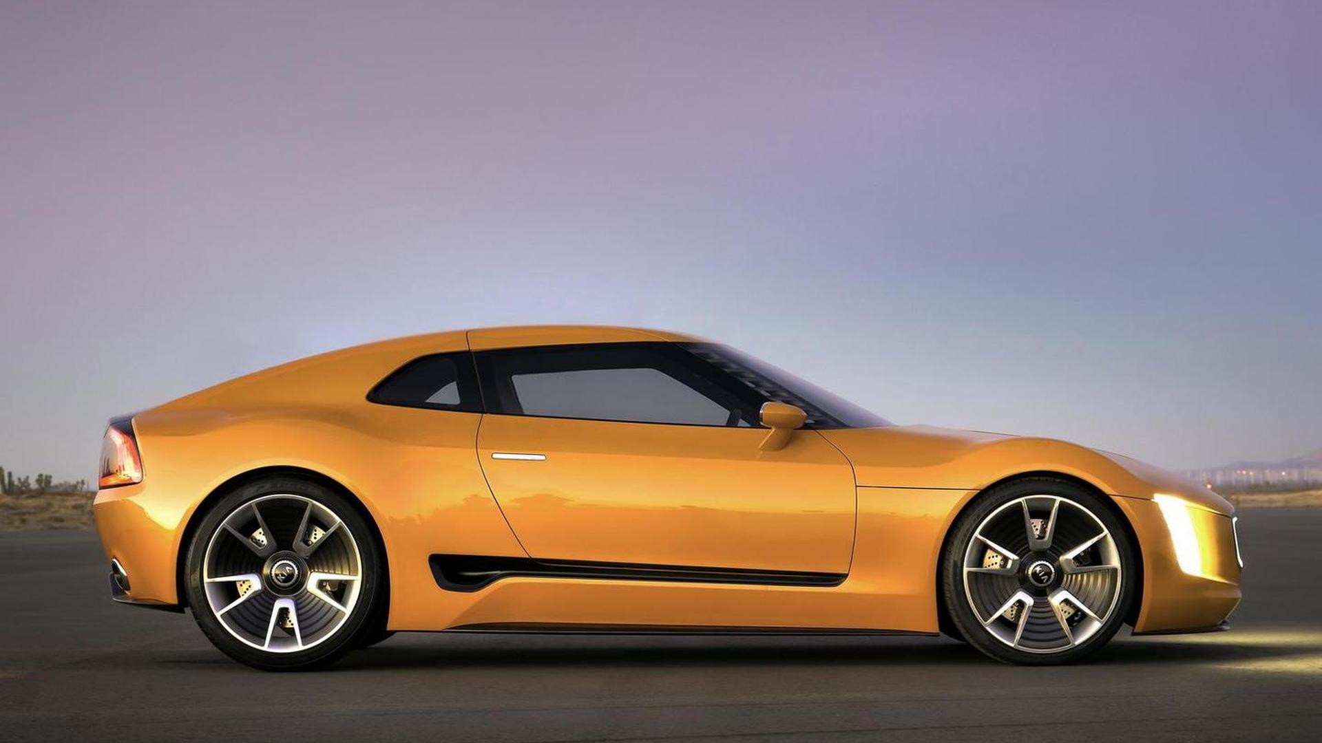 Kia sports car coming by the end of the decade