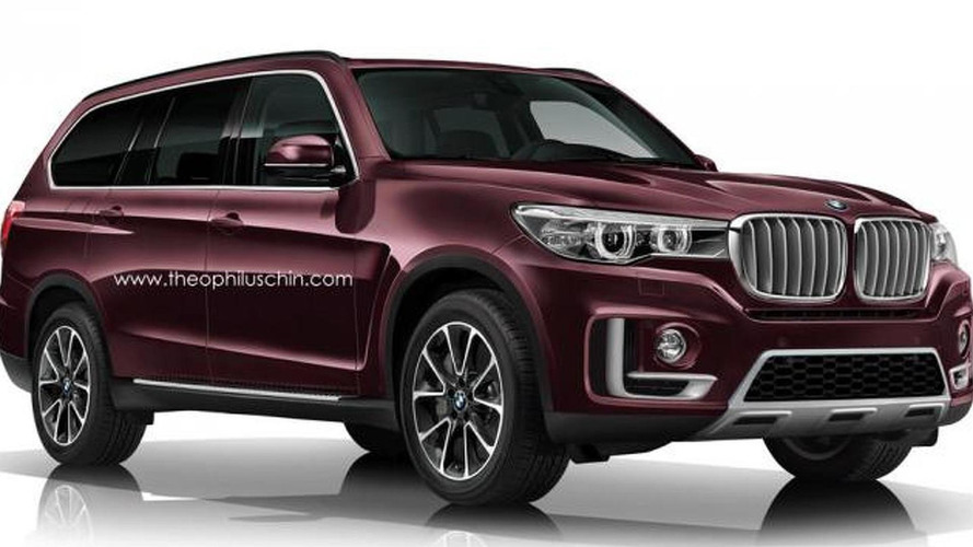 BMW X7 rumored to start from €130,000; will be offered with V12 engine