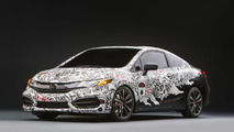 Supercharged CR-Z & Civic Street Performance concept unveiled at SEMA