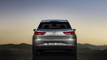 2014 Seat Leon ST debuts on video