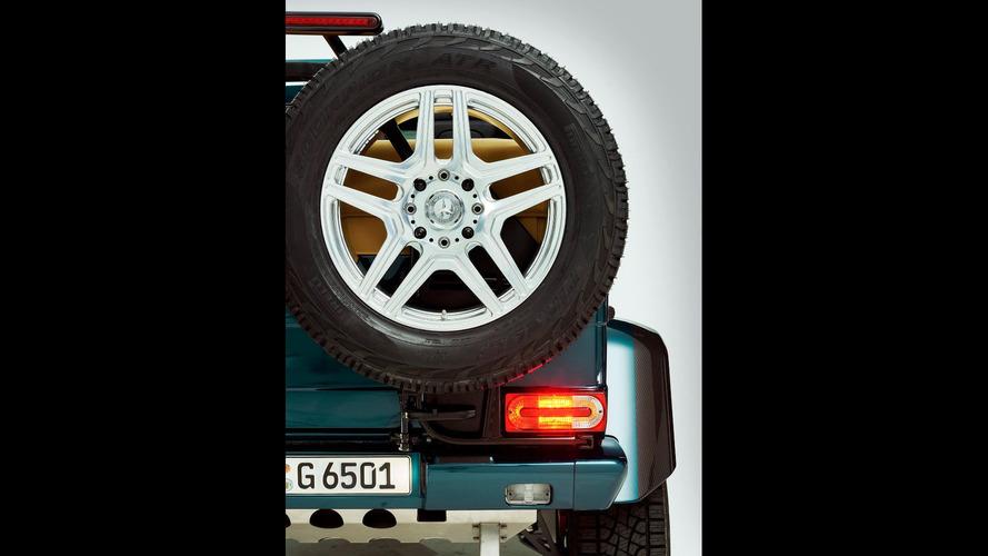 Mercedes-AMG G65 4x4² Cabrio teased [UPDATE]