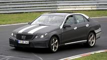 Mercedes E63 AMG Prototype