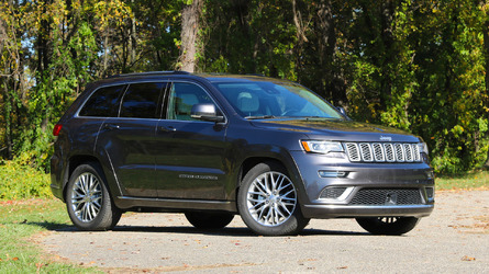 2017 Jeep Grand Cherokee Review: All the SUV I really need