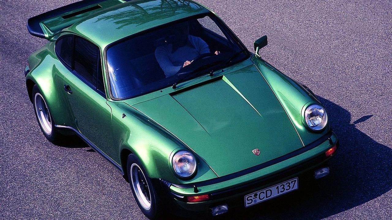 Porsche 911 Turbo 3.0 Coupe MY 1975